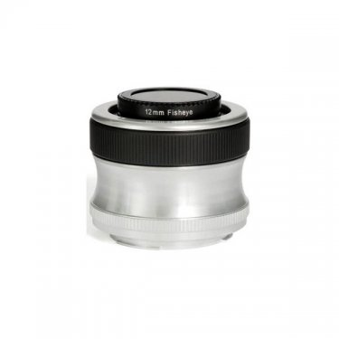Lensbaby Scout Fisheye Optic