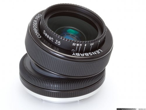 Lensbaby Composer Pro Sweet 35 Optic