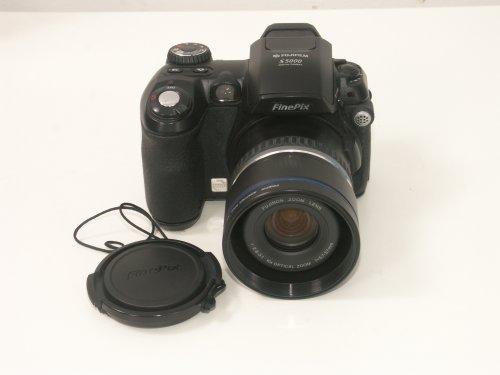 Fujifilm s5000 foto pandini ferrara for Fujifilm finepix s5000 prix