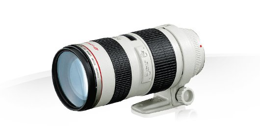 Canon EF 70-200 f/2,8 L IS USM II