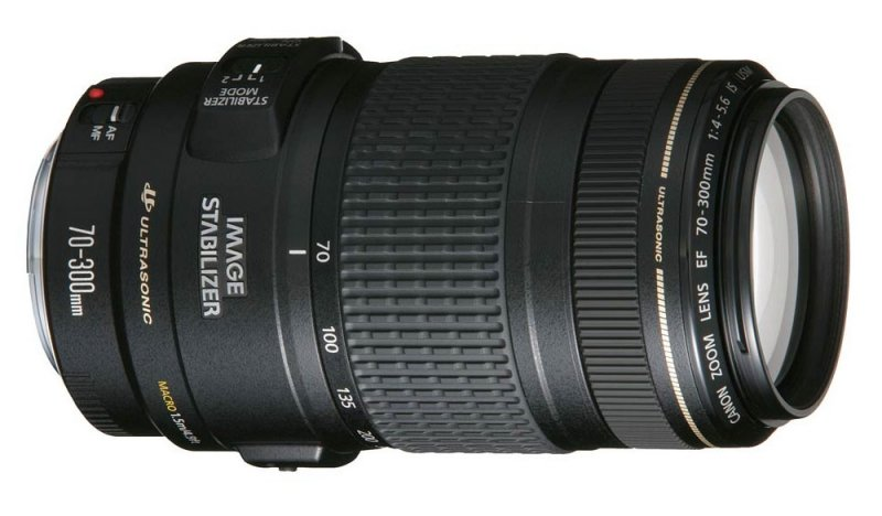 Canon EF 70-300 f/4-5,6 IS USM