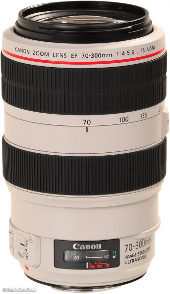 Canon EF 70-300 f/4-5,6 L IS USM