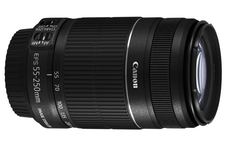 Canon EF-s 55-250 f/ 4-5,6 IS STM