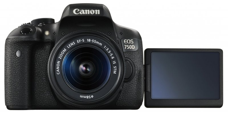 Canon EOS 750D KIT 18-55 IS STM