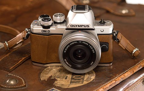 Olympus E-M10 MKII Limited Edition