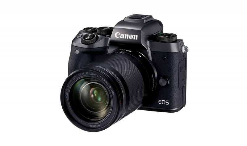 Canon EOS M5 kit 18-150 IS STM
