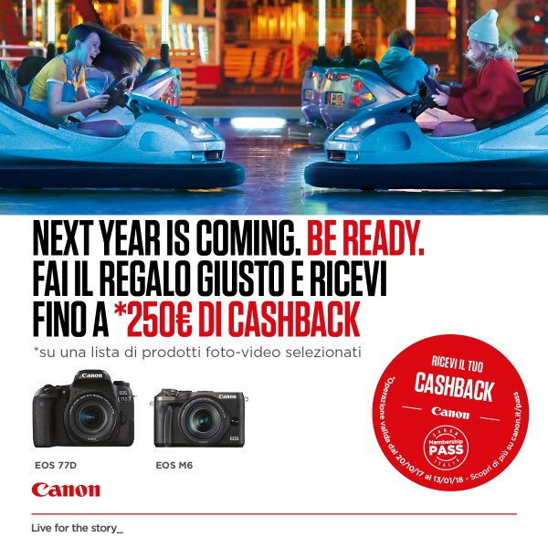 CASHBACK WINTER CAMPAIGN