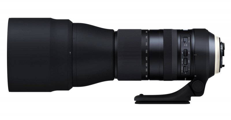 Tamron SP 150-600 f/5-6.3 VC USD G2